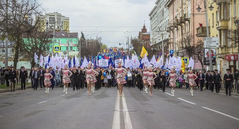1 мая во Владимире 01