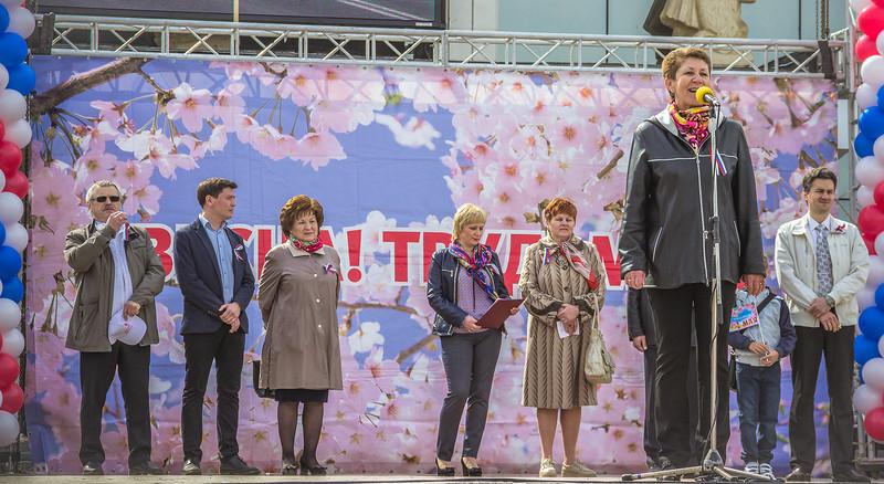 1 мая во Владимире 09