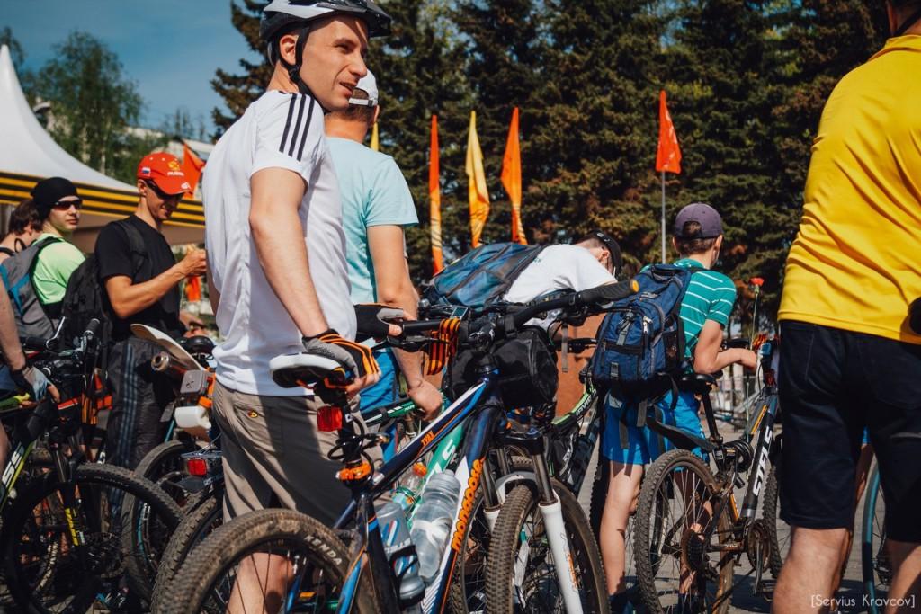 2016.05.08 - Старт велопробега к 71-й годовщине Победы 02
