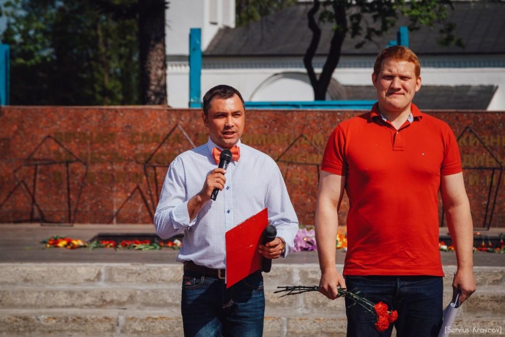 2016.05.08 - Старт велопробега к 71-й годовщине Победы 03