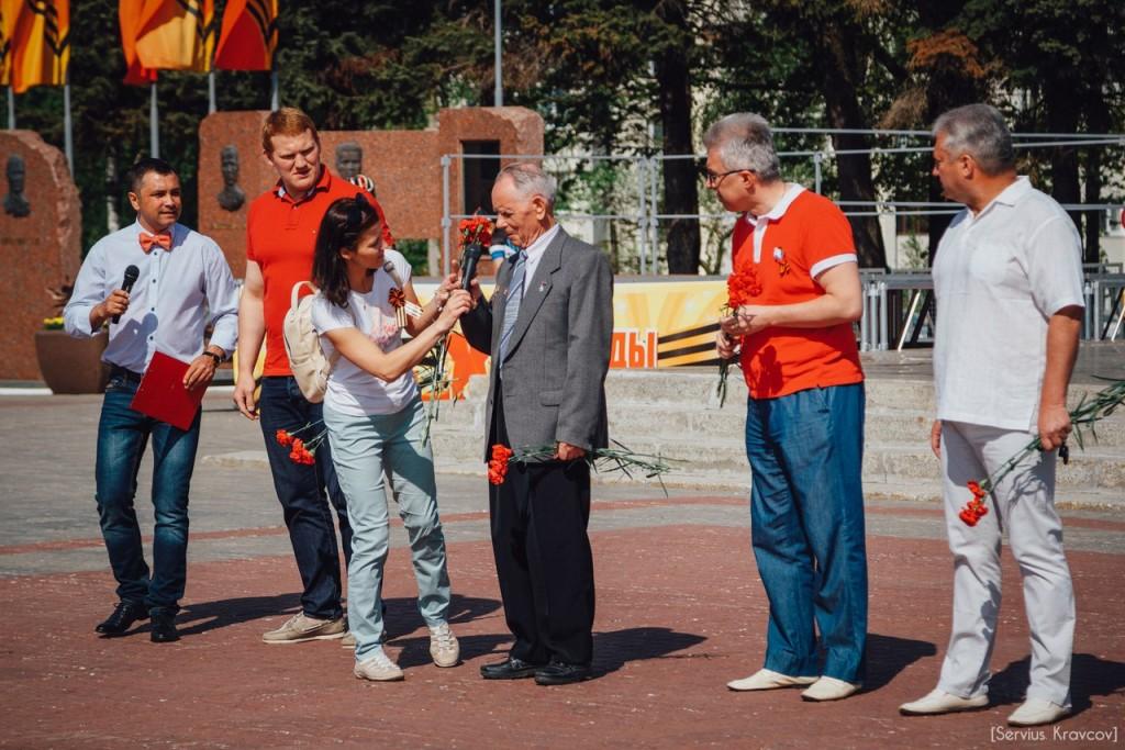 2016.05.08 - Старт велопробега к 71-й годовщине Победы 06