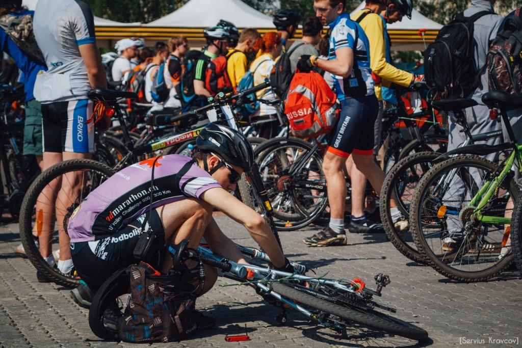 2016.05.08 - Старт велопробега к 71-й годовщине Победы 08