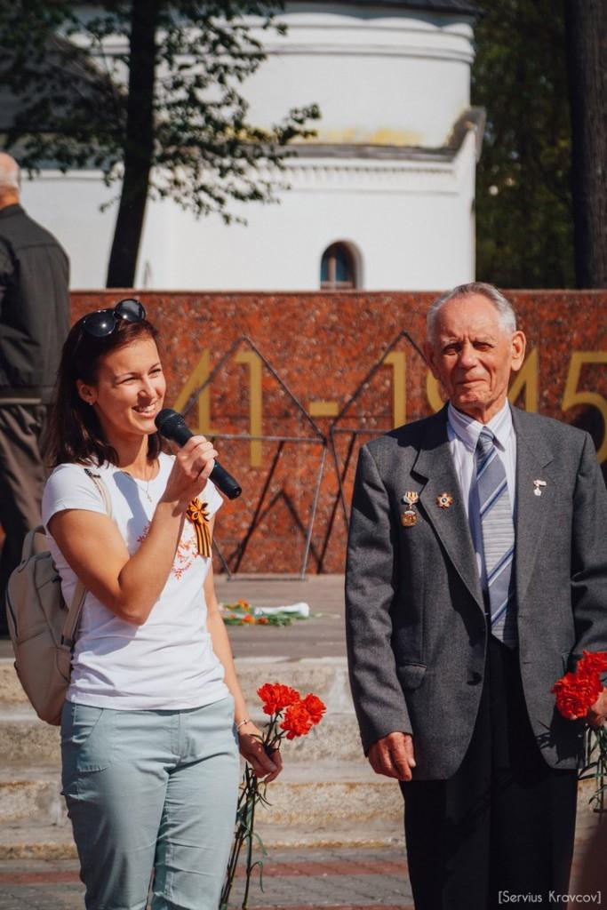 2016.05.08 - Старт велопробега к 71-й годовщине Победы 12