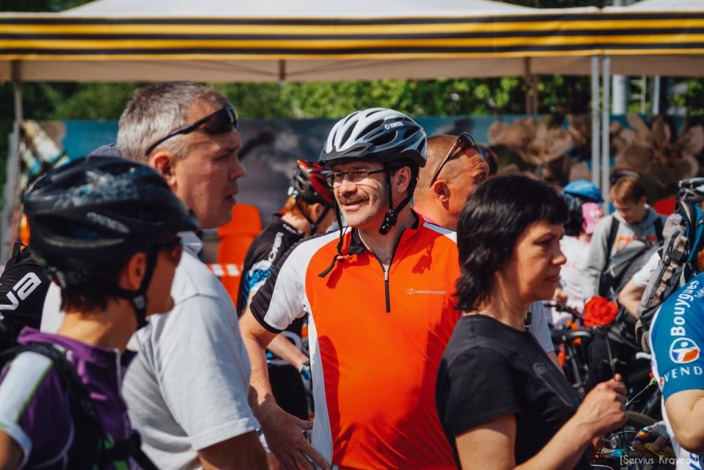 2016.05.08 - Старт велопробега к 71-й годовщине Победы 13