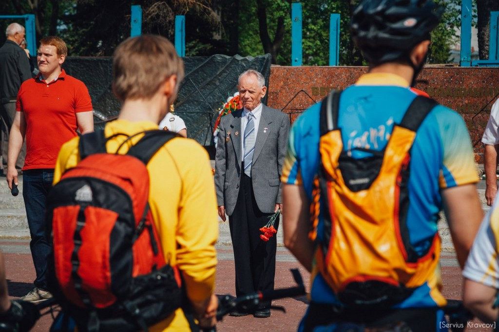 2016.05.08 - Старт велопробега к 71-й годовщине Победы 14