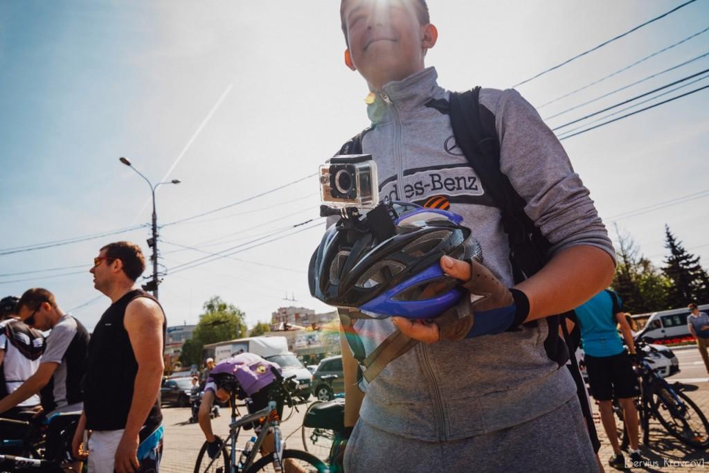 2016.05.08 - Старт велопробега к 71-й годовщине Победы 15