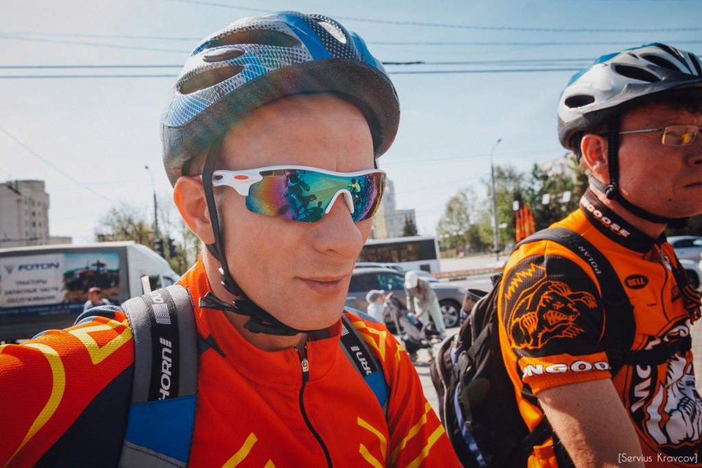 2016.05.08 - Старт велопробега к 71-й годовщине Победы 18