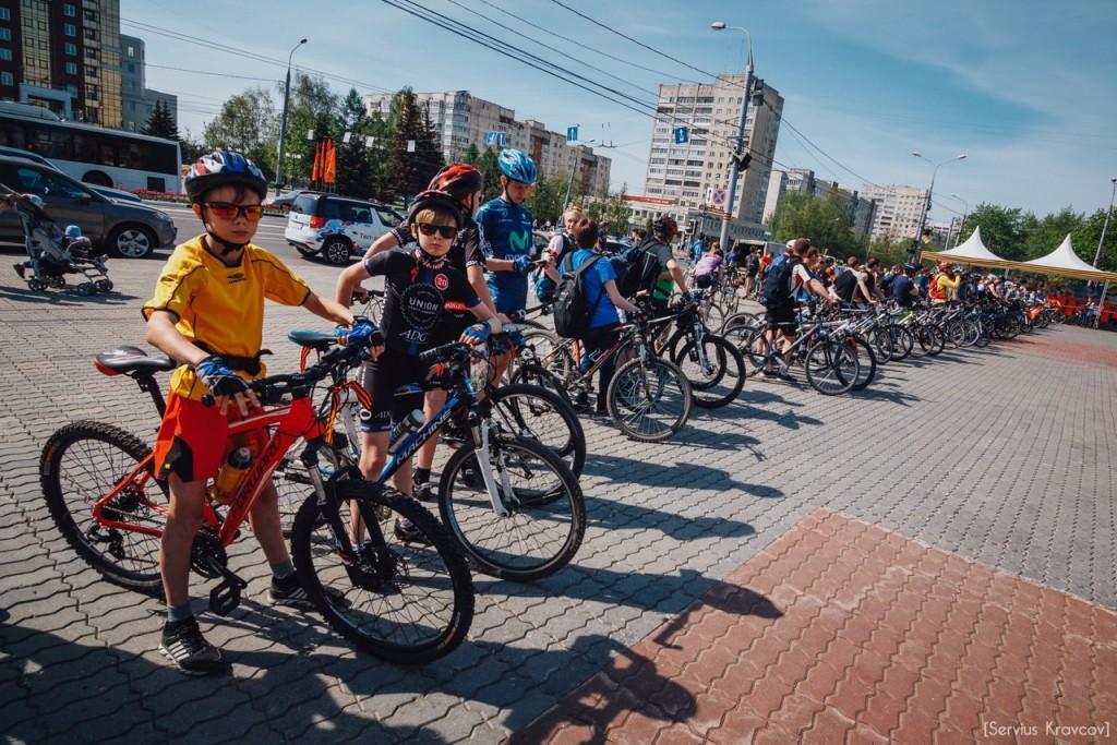 2016.05.08 - Старт велопробега к 71-й годовщине Победы 19