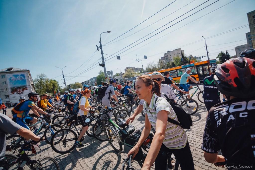 2016.05.08 - Старт велопробега к 71-й годовщине Победы 21