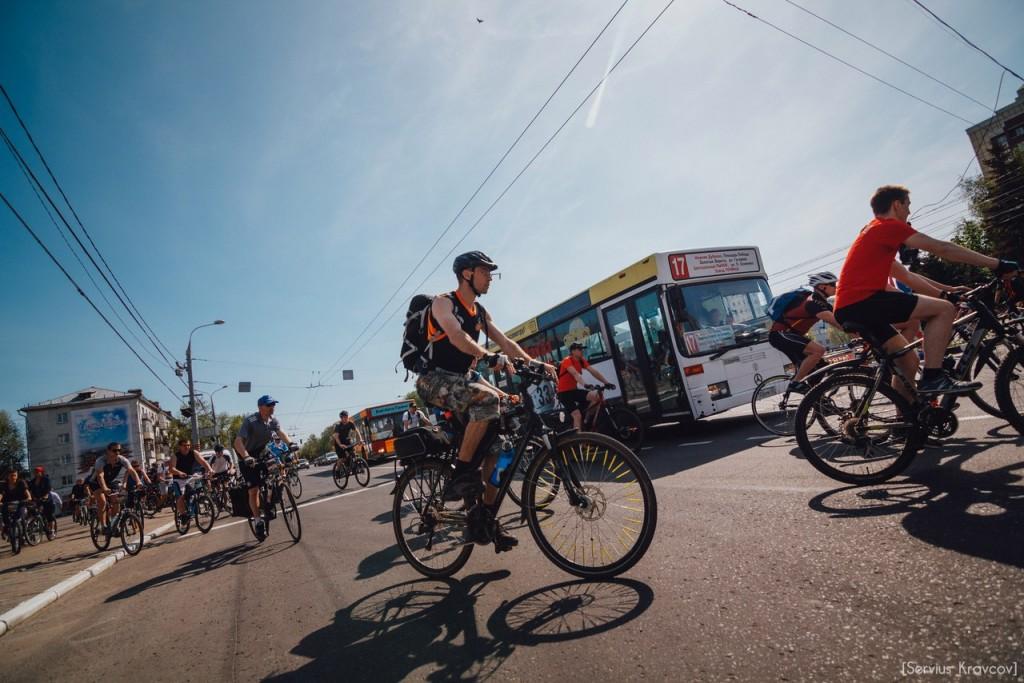 2016.05.08 - Старт велопробега к 71-й годовщине Победы 22