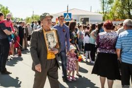 9 мая 2016 в городе Меленки