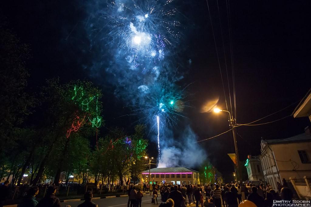 9 мая 2016 в городе Меленки 20