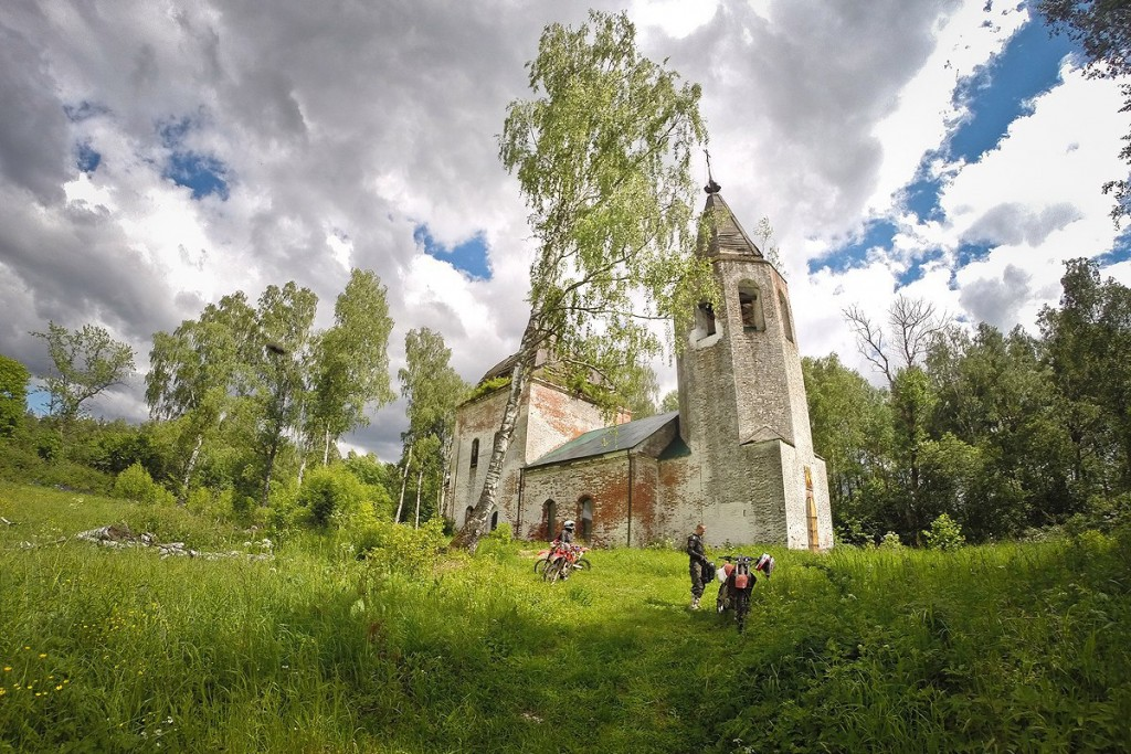 Алачино. Церковь Николая Чудотворца 01