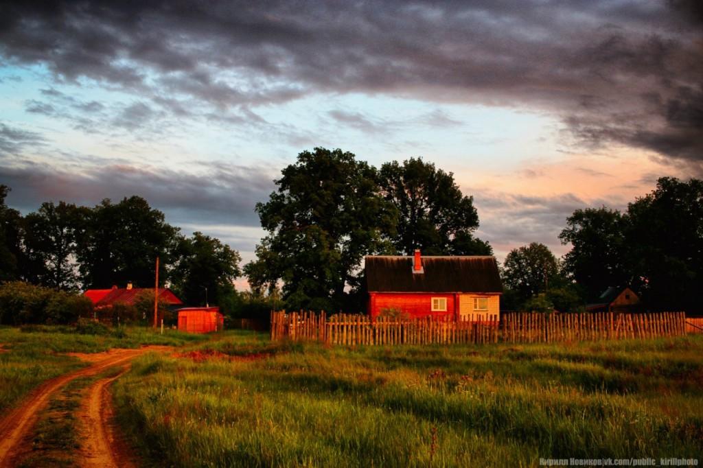 Вечерняя фотопрогулка по Собинке и окрестностям 02