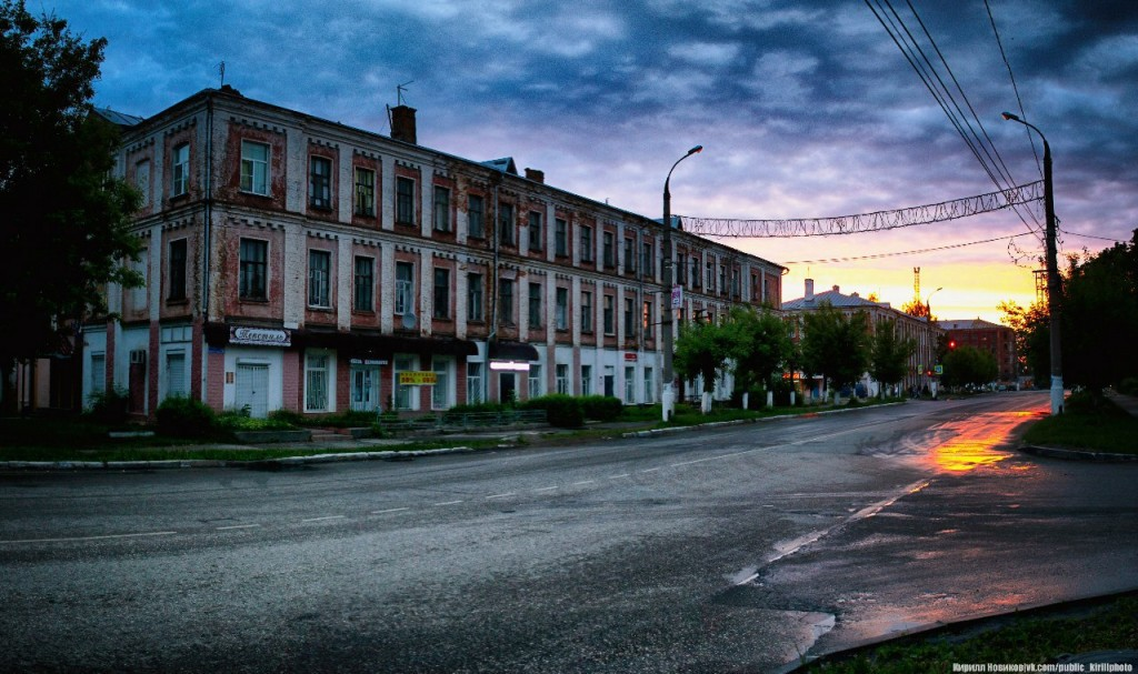 Вечерняя фотопрогулка по Собинке и окрестностям 05
