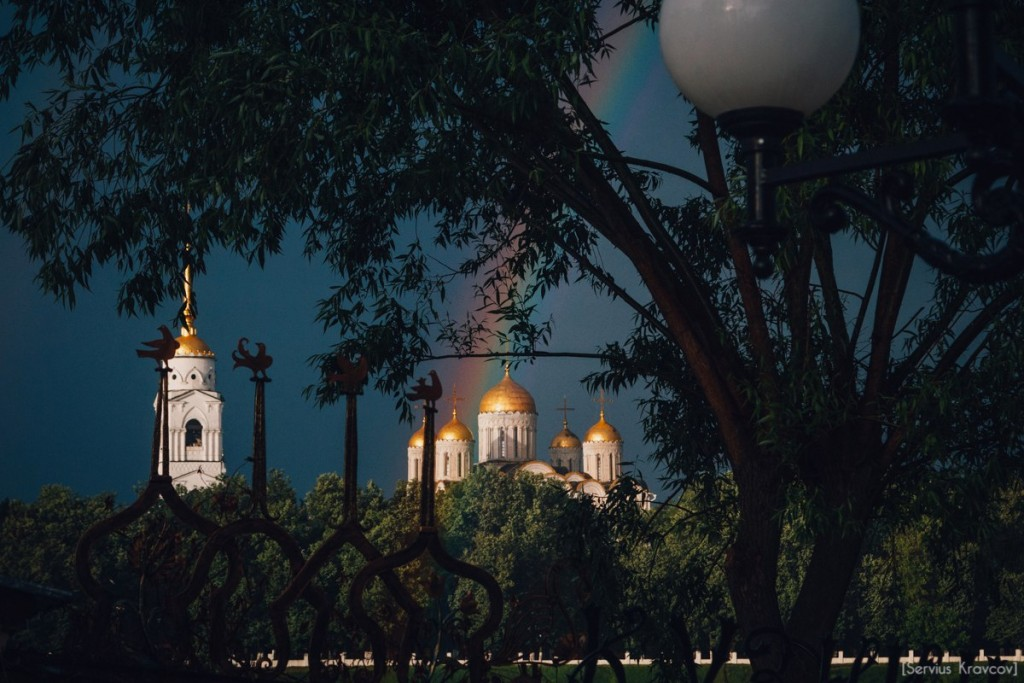 Владимирская радуга от Сергея Кравцова 01
