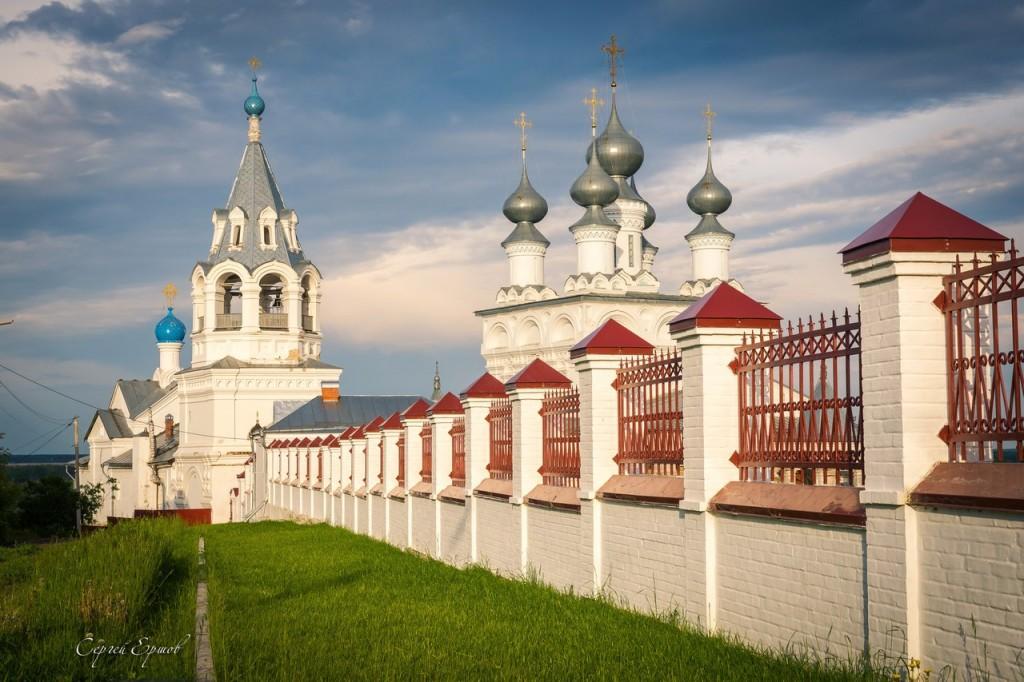 Воскресенский монастырь (Муром) 01