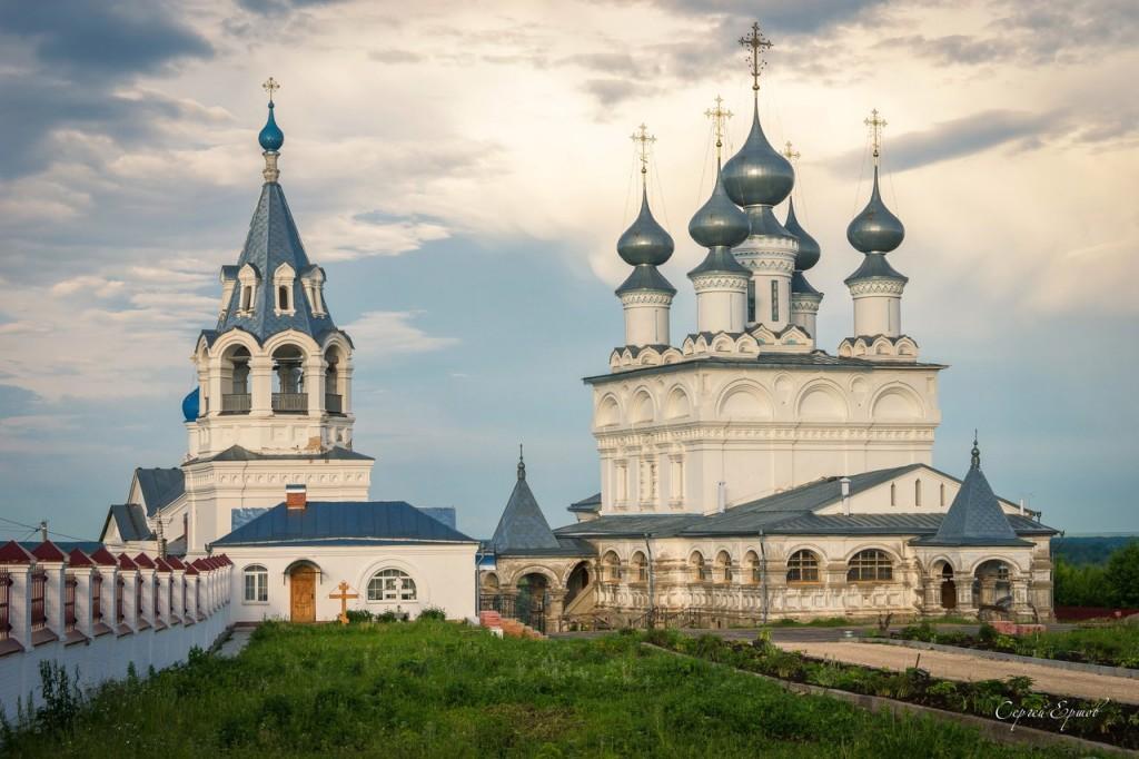 Воскресенский монастырь (Муром) 02