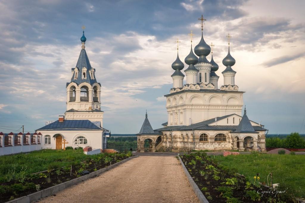 Воскресенский монастырь (Муром) 06