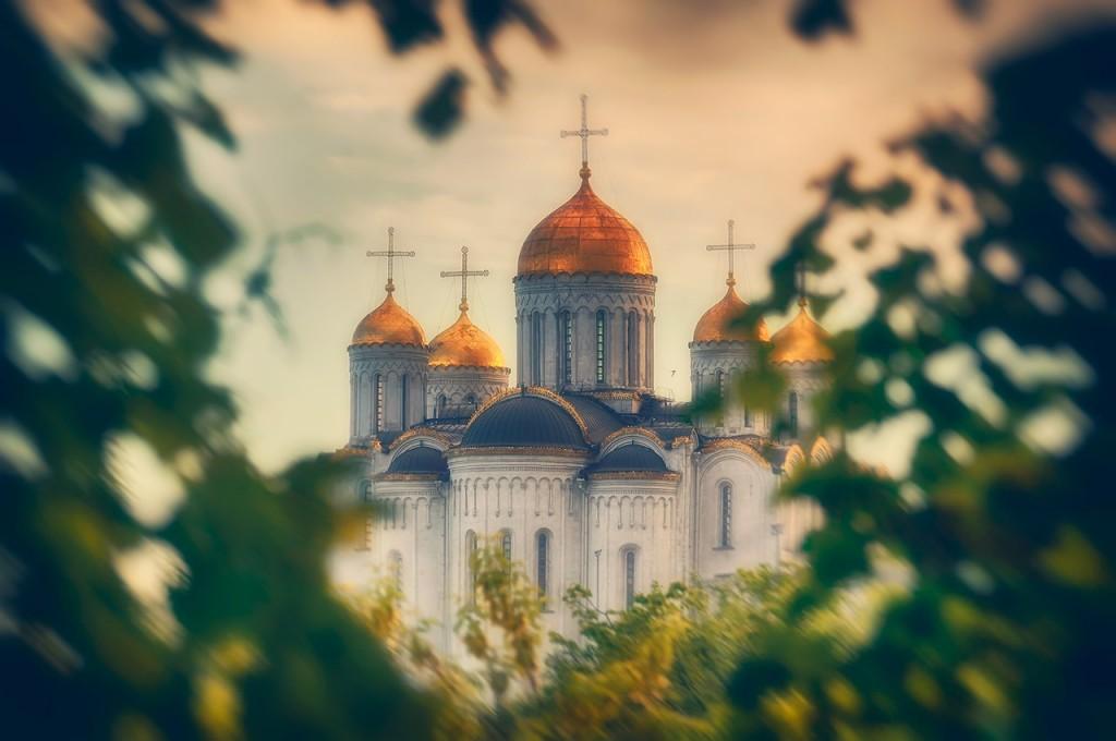 Город Владимир. Провожая май... 01