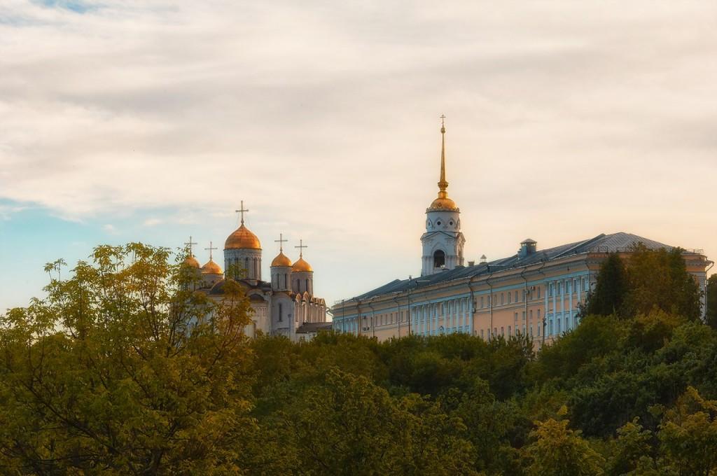 Город Владимир. Провожая май... 03