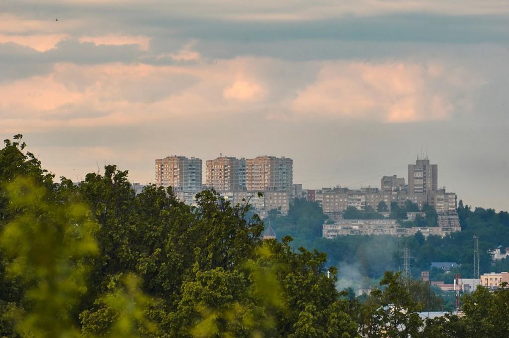 Город Владимир. Провожая май... 05