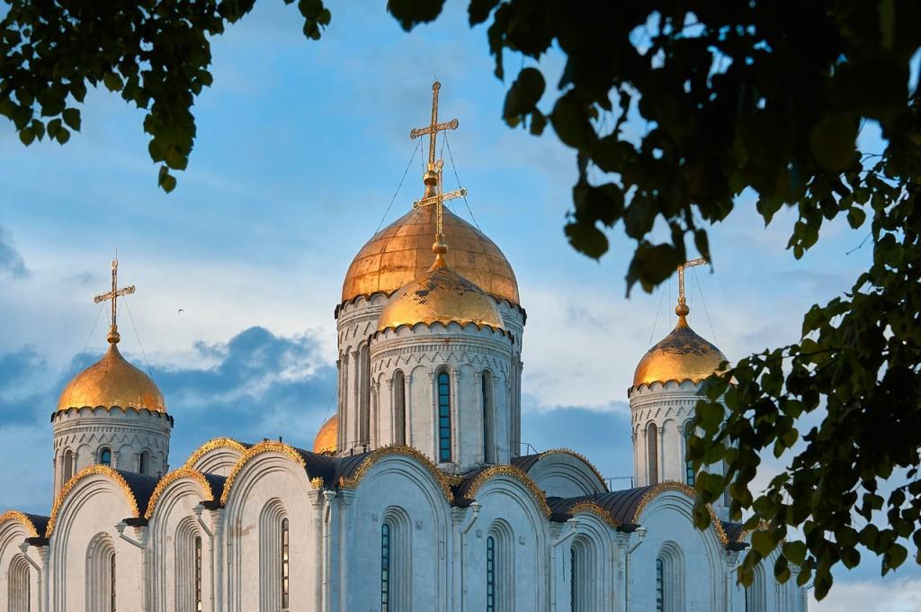 Город Владимир. Провожая май... 06