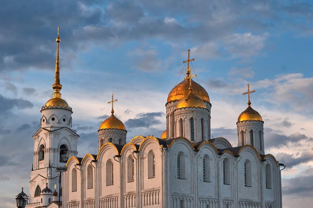 Город Владимир. Провожая май... 07