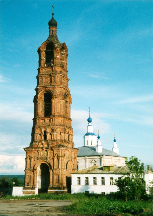 История Константино-Еленинского храма в Добром