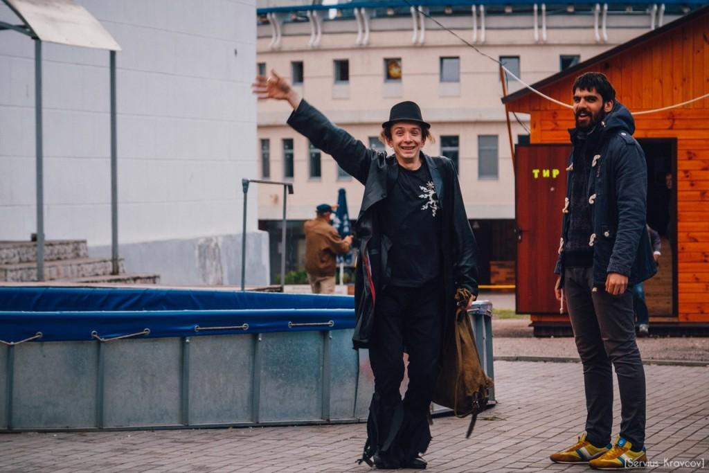Как прошел фестиваль красок Холи во Владимире (2016) 06