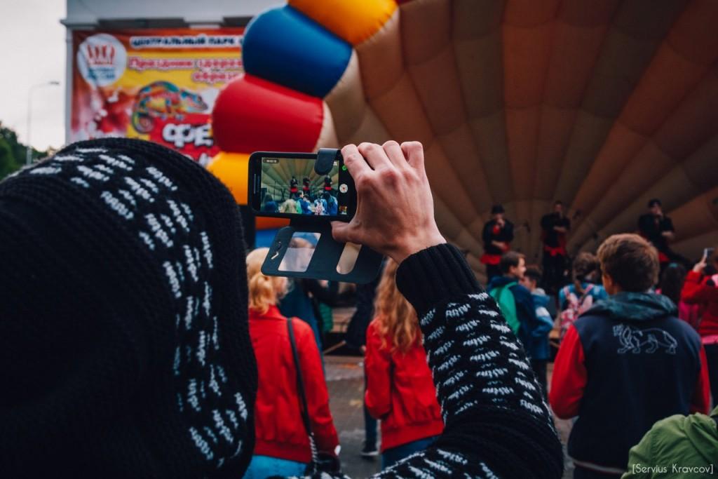 Как прошел фестиваль красок Холи во Владимире (2016) 12
