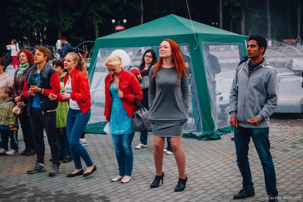 Как прошел фестиваль красок Холи во Владимире (2016) 16