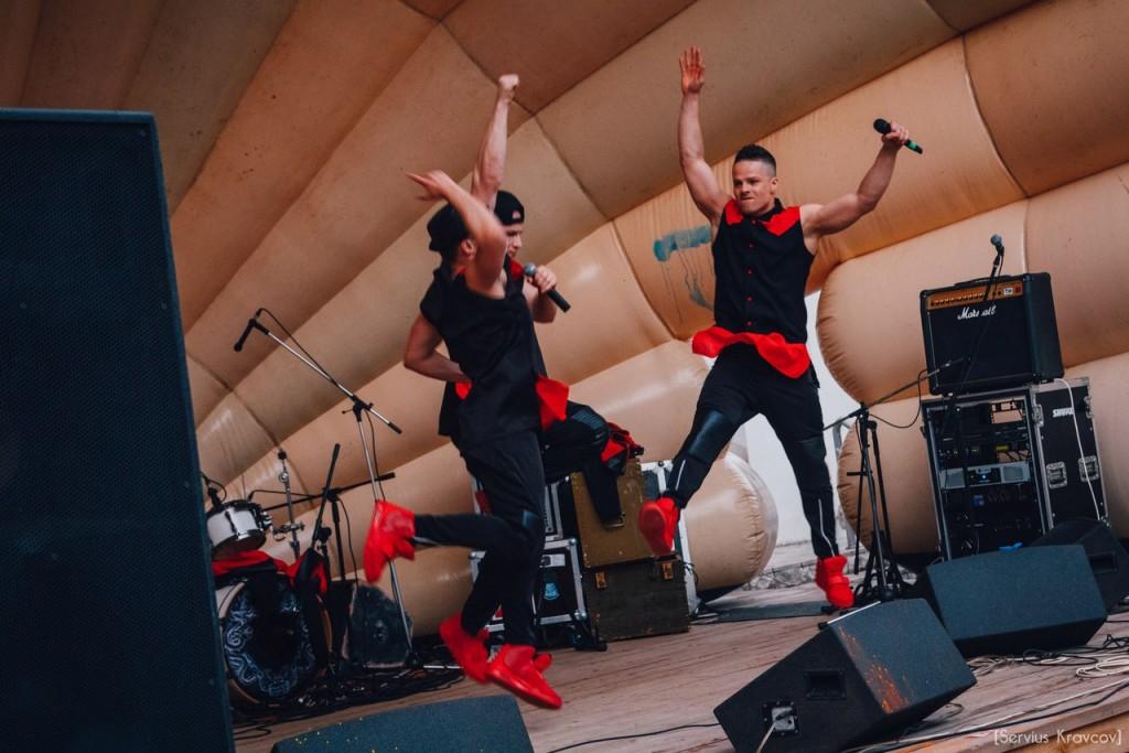 Как прошел фестиваль красок Холи во Владимире (2016) 17