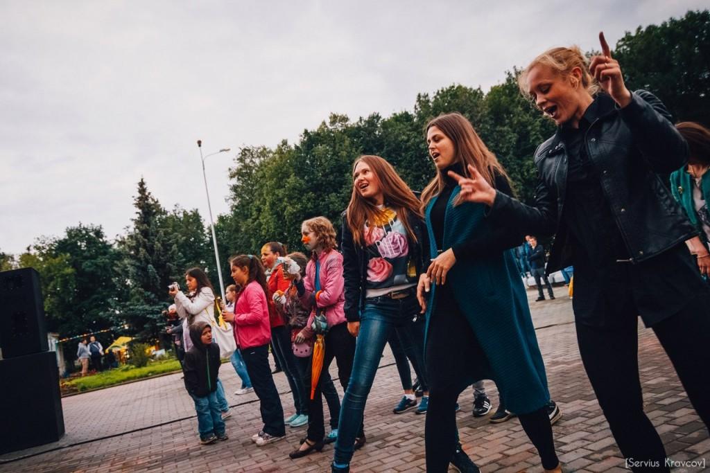 Как прошел фестиваль красок Холи во Владимире (2016) 18