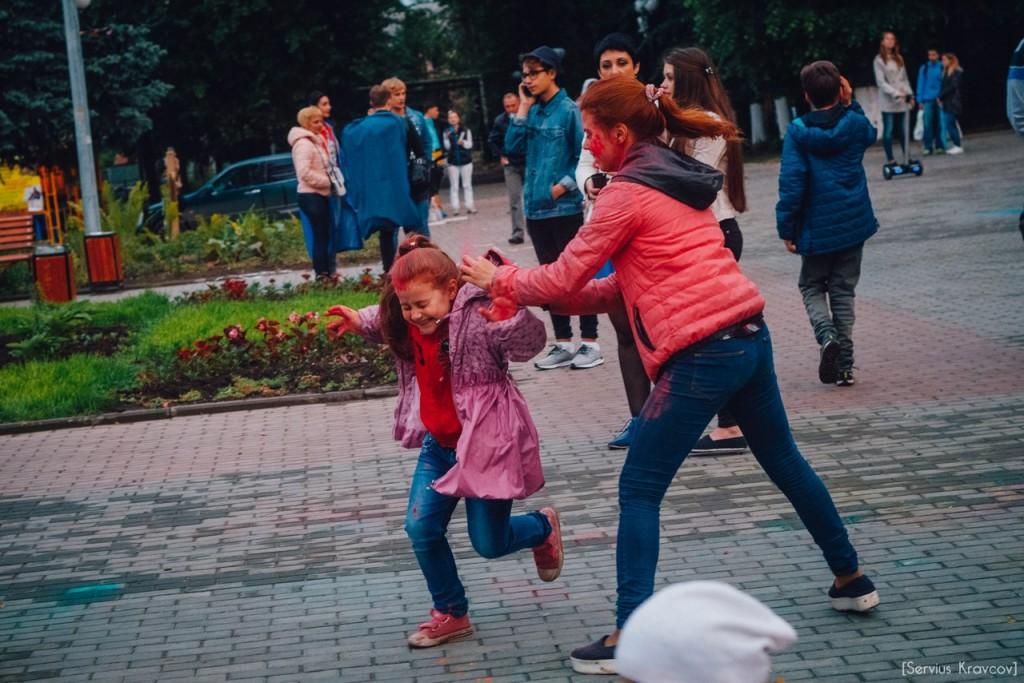 Как прошел фестиваль красок Холи во Владимире (2016) 22