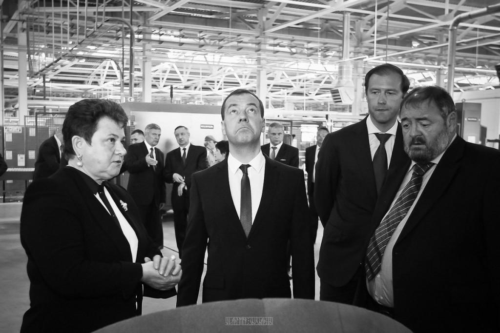 Медведев во Владимире 02