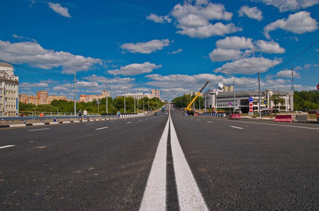 Мост на октябрьском проспекте во Владимире 06