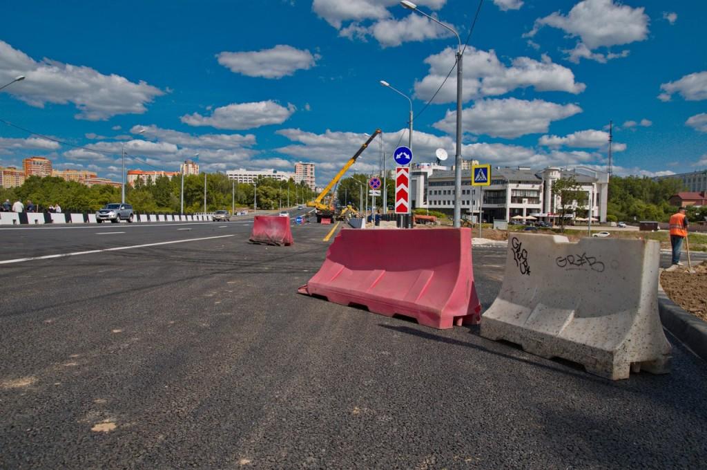 Мост на октябрьском проспекте во Владимире 07