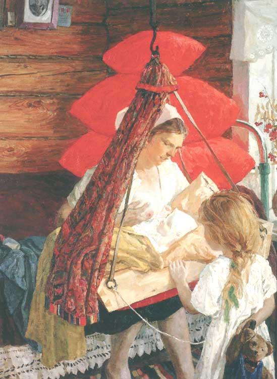 Пластов Аркадий Александрович картины 09