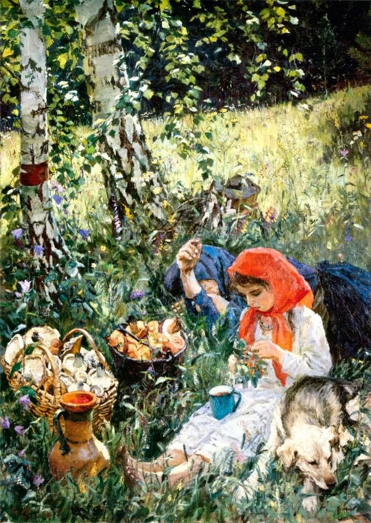 Пластов Аркадий Александрович картины 10