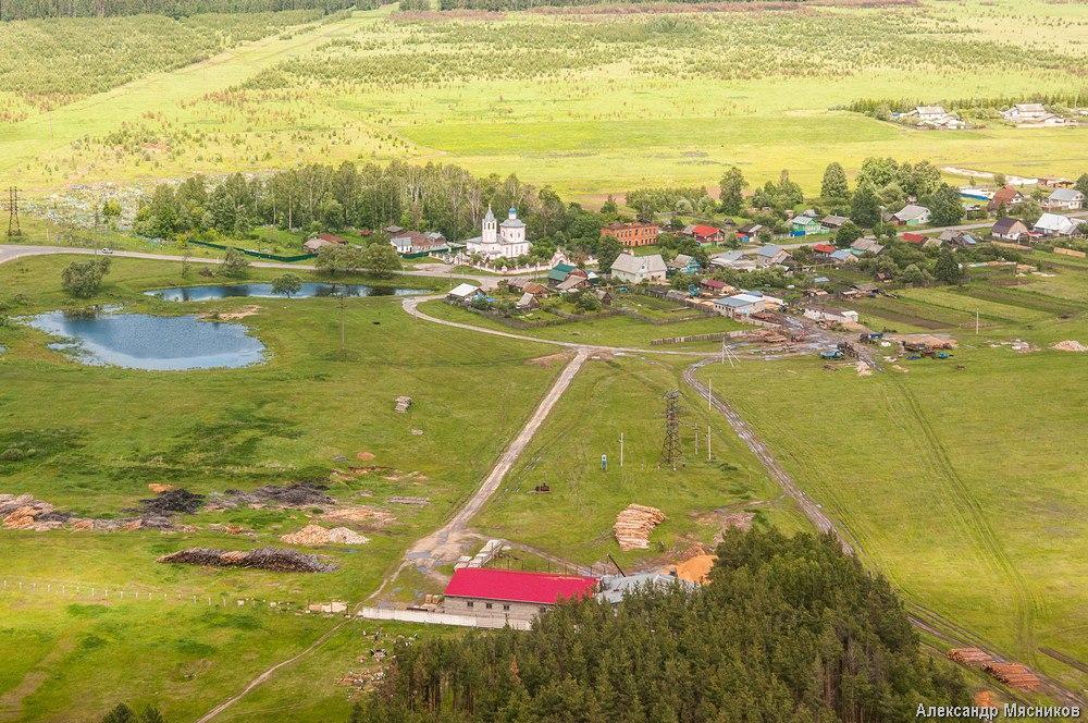 Полеты над Владимиром и областью 05
