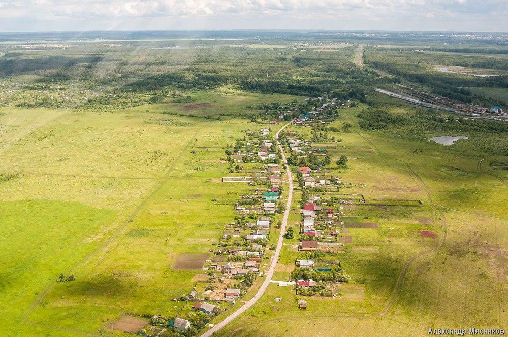 Полеты над Владимиром и областью 06