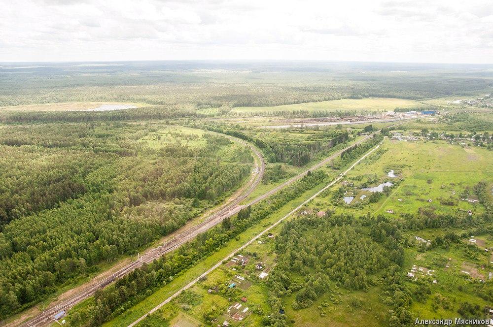 Полеты над Владимиром и областью 08