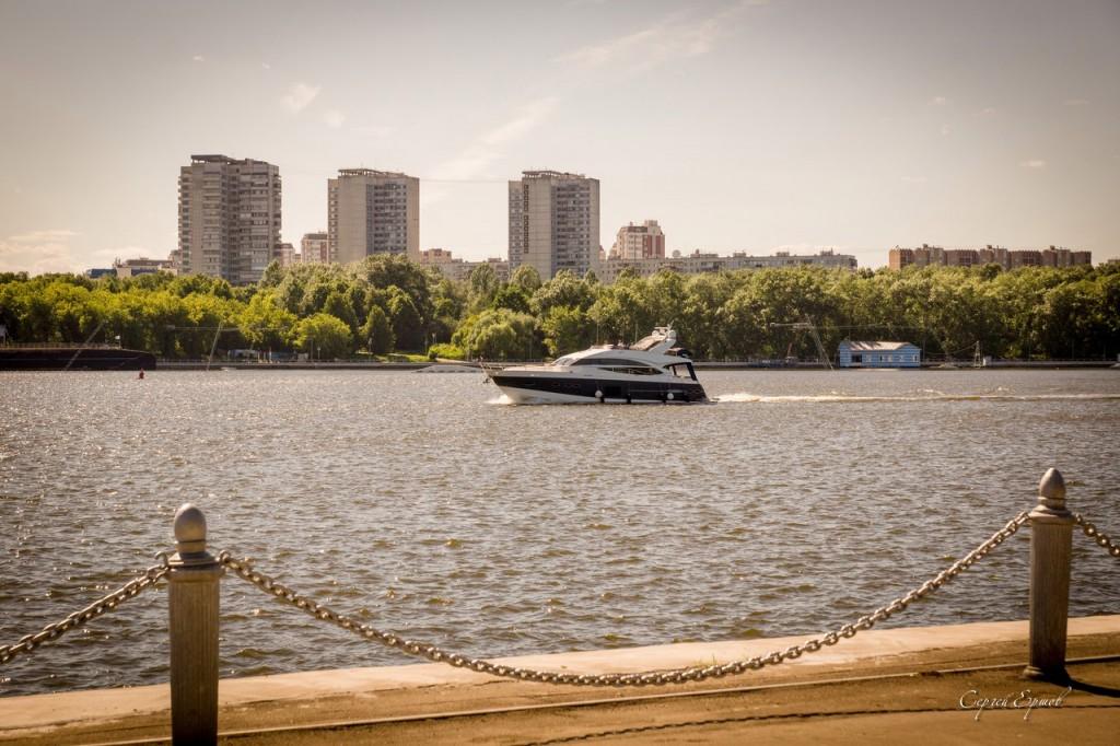 Речной порт, Москва 03