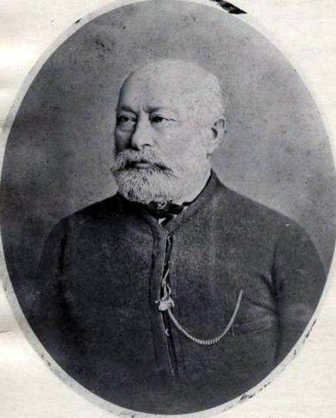 СЕРГЕЙ ИВАНОВИЧ МАЛЬЦОВ (1810-1893) 02