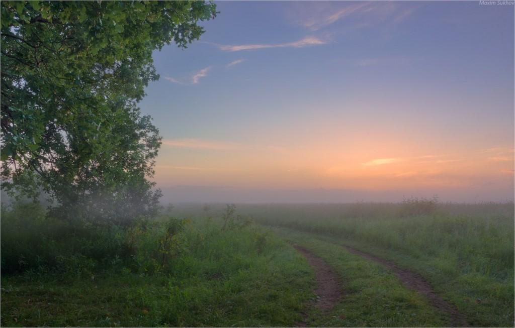 Самая короткая ночь и очень красочный рассвет в Вязниках 03