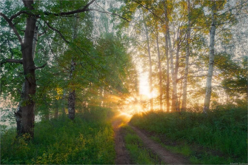Самая короткая ночь и очень красочный рассвет в Вязниках 04