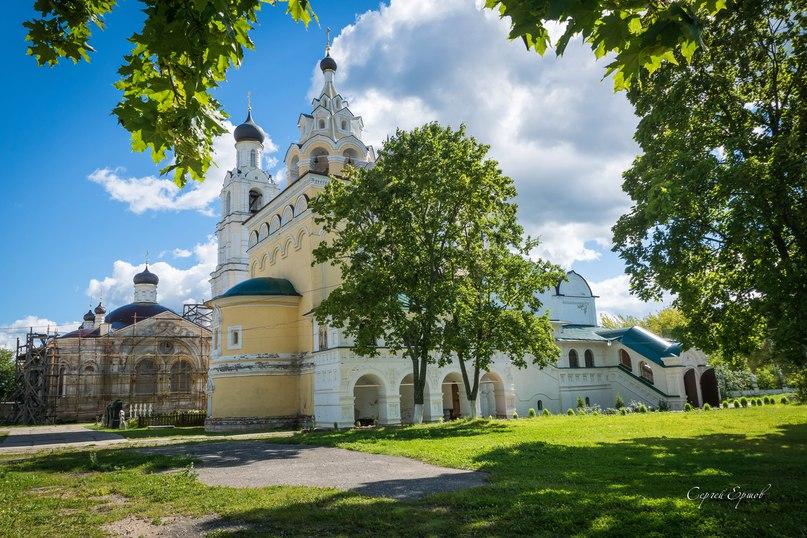 Свято-Благовещенский Киржачский женский монастырь (достопримечательность) 02