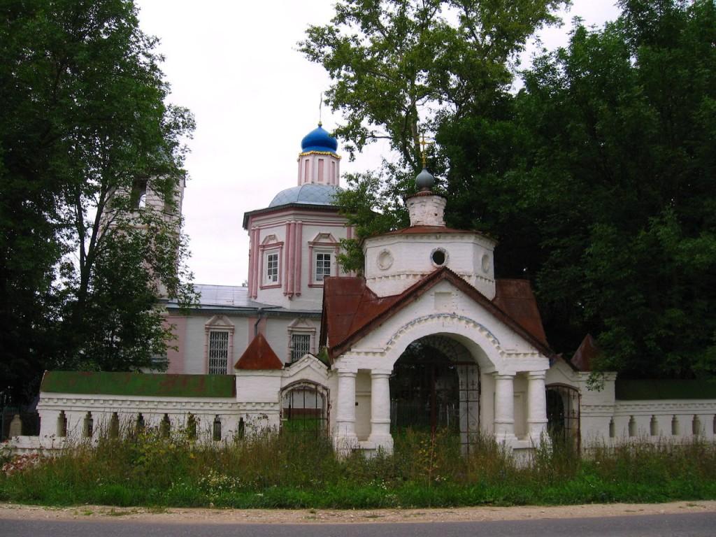 Село Эдемское (Камешковский район) 05