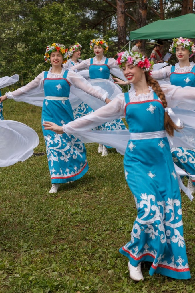 Фестиваль виват Россия (Александровский район) 09